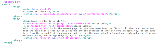 commonhtml