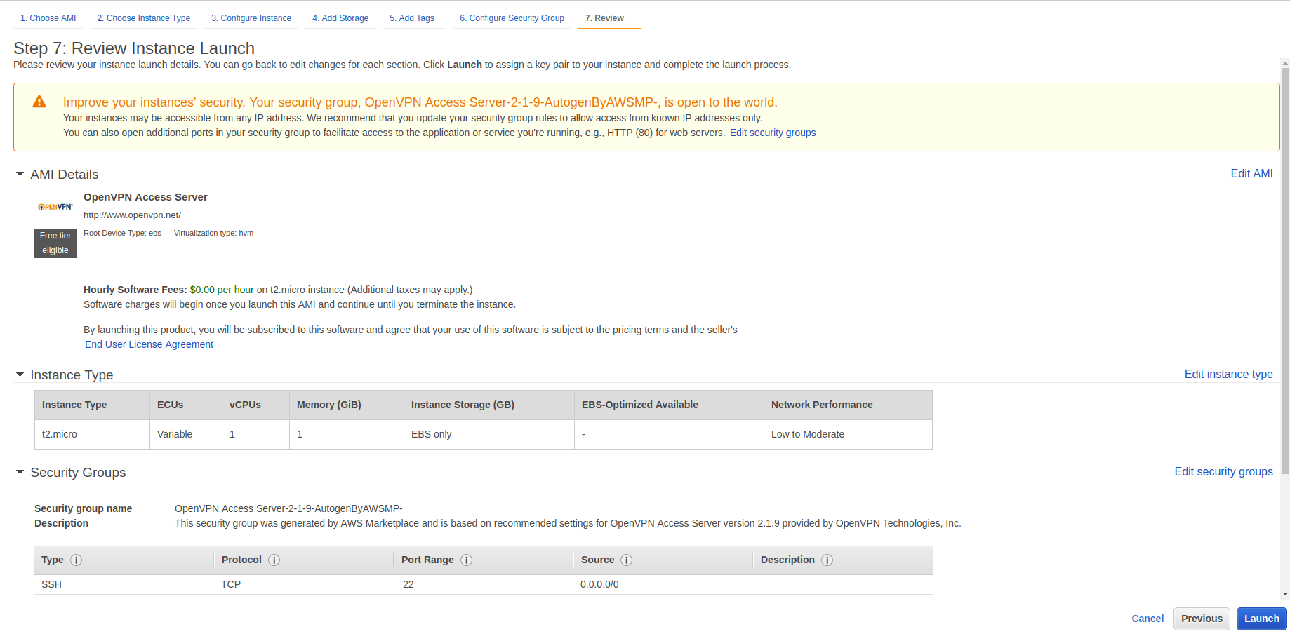 Installing OpenVPN on AWS - DZone Cloud